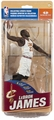 LeBron James (Cleveland Cavaliers) NBA 31 McFarlane Collector Level GOLD CHASE #/250