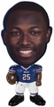 "LeSean McCoy (Buffalo Bills) NFL 5"" Flathlete Figurine"