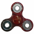 Lightning McQueen (Disney Pixar Cars 3) Printed 3 Way Spinner (Red)