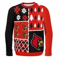 Louisville Ugly College Sweater BusyBlock