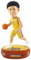 Lonzo Ball (Los Angeles Lakers) 2018 NBA Baller Series Bobblehead by Forever Collectibles