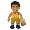 "Lonzo Ball (Los Angeles Lakers) (Gold) 10"" Player Plush NBA Bleacher Creatures"