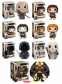 Lord of The Rings Complete Set w/ CHASE (7) Funko Pop!