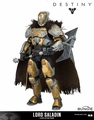 "Lord Saladin (Destiny) McFarlane 10"" Deluxe Figure"