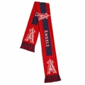 Los Angeles Angels MLB Big Logo Scarf By Forever Collectibles