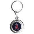 Los Angeles Angels MLB Spinner Keychain