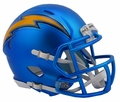 Los Angeles Chargers Riddell Blaze Alternate Speed Mini Helmet