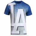 Los Angeles Dodgers Big Logo Tee by Forever Collectibles