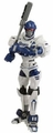 "Los Angeles Dodgers MLB Poseable 10"" Team Robot"