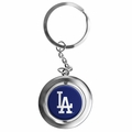 Los Angeles Dodgers MLB Spinner Keychain