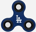 Los Angeles Dodgers MLB Team Three Way Spinner