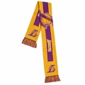 Los Angeles Lakers 2016 NBA Big Logo Scarf By Forever Collectibles
