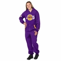 Los Angeles Lakers Adult One-Piece NBA Klew Suit