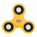 Los Angeles Lakers NBA Team Three Way Spinner