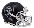 Oakland Raiders Riddell Blaze Alternate Speed Mini Helmet