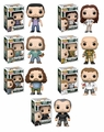 Lost Complete Set (7) Funko Pop!