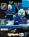 Louie Mascot (St. Louis Blues): Gen1 NHL OYO Minifigure