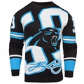 Luke Keuchly #59 (Carolina Panthers) NFL Loud Player Sweater By Forever Collectibles
