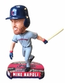 Mike Napoli (Cleveland Indians) 2017 MLB Headline Bobble Head - Road by Forever Collectibles