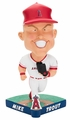 Mike Trout (Los Angeles Angels) 2017 MLB Caricature Bobble Head by Forever Collectibles