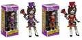 Mad Moxxi Complete Set (2) (Borderlands) Rock Candy Funko