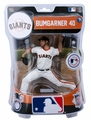 "Madison Bumgarner (San Francisco Giants) 2016 MLB 6"" Figure Imports Dragon THE PLAYERS CLUBHOUSE�"