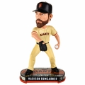 Madison Bumgarner (San Francisco Giants) 2017 MLB Headline Bobble Head by Forever Collectibles