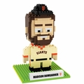 Madison Bumgarner (San Francisco Giants) MLB 3D Player BRXLZ Puzzle By Forever Collectibles