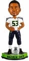 Malcolm Smith (Seattle Seahawks) Super Bowl XLVIII Champ NFL Bobble Head Forever