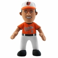 "Manny Machado (Baltimore Orioles) 10"" MLB Player Plush Bleacher Creatures"