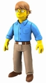 "Mark Hamill (The Simpsons 25th Anniversary) 5"" Action Figure Series 2 NECA"