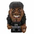 "Marshawn Lynch (Oakland Raiders) 4.5"" Player 2017 NFL EEKEEZ Figurine"