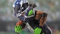 Marshawn Lynch (Seattle Seahawks) CLARKtoys.com Exclusive NFL 35 McFarlane