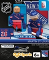 Martin St. Louis (New York Rangers): Gen1 NHL OYO Minifigure