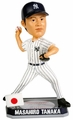 Masahiro Tanaka (New York Yankees) Forever Collectibles 2014 MLB Springy Logo Base Bobblehead