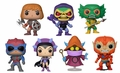 Masters of the Universe Complete Set (7) Funko Pop!