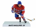 "Mats Naslund (Montreal Canadiens) 2017-18 NHL Legend 6"" Figure Imports Dragon ONLY 3500"