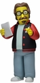 "Matt Groening The Simpsons 25th Anniversary 5"" Action Figure Series 5 NECA"