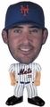 "Matt Harvey (New York Mets) MLB 5"" Flathlete Figurine"