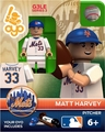 Matt Harvey (New York Mets) OYO Sportstoys Minifigures G3LE