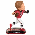 Matt Ryan (Atlanta Falcons) 2017 NFL Headline Bobble Head by Forever Collectibles