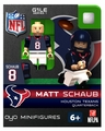 Matt Schaub (Houston Texans) NFL OYO Sportstoys Minifigures