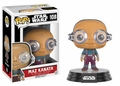 Maz (Star Wars: Episode VII The Force Awakens) Funko Pop! Series 3