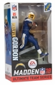 Melvin Gordon (Los Angeles Chargers) EA Sports Madden NFL 18 Ultimate Team Series 1 McFarlane