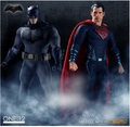 Mezco One:12 Collective Batman v Superman Dawn of Justice Complete Set (2)