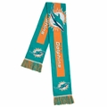 Miami Dolphins NFL Big Logo Scarf By Forever Collectibles