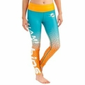 Miami Dolphins (Gradient Print) NFL Leggings