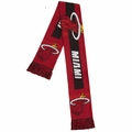 Miami Heat 2016 NBA Big Logo Scarf By Forever Collectibles