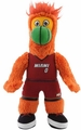 "Miami Heat NBA 8"" Plush Team Mascot"