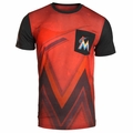Miami Marlins MLB Cotton/Poly Pocket Tee